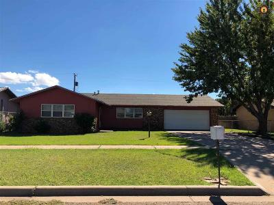 Clovis NM Single Family Home For Sale: $119,000