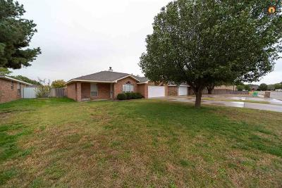 Clovis Single Family Home For Sale: 140 Don January