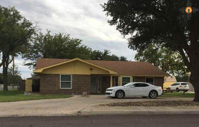 Hobbs Single Family Home For Sale: 101 W Clearfork Dr
