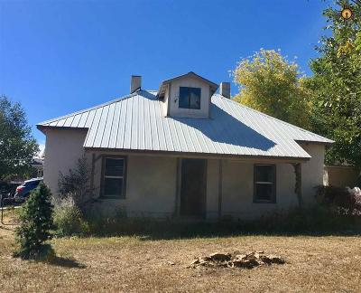 Single Family Home For Sale: 603 Chavez St