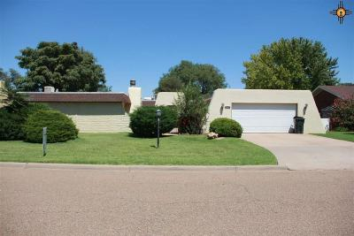 Clovis NM Single Family Home For Sale: $250,000