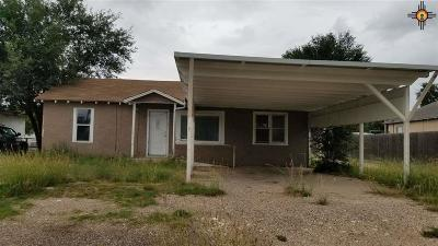 Roosevelt County Single Family Home For Sale: 611 W 17th St