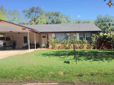 Portales NM Single Family Home For Sale: $119,000