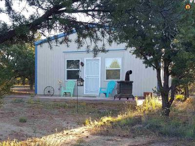Catron County Single Family Home For Sale: 101 Webb Ranch Road