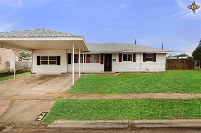 Hobbs Single Family Home For Sale: 1318 N Llano