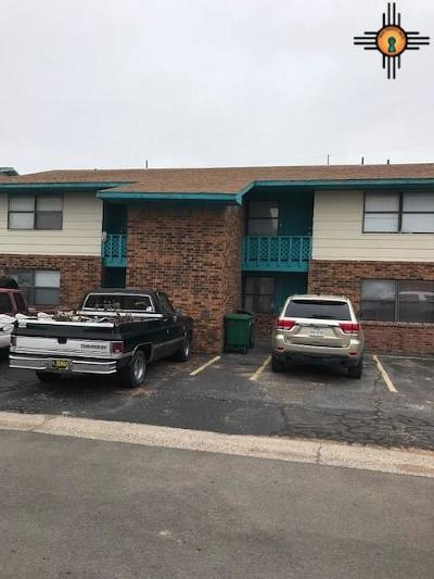Hobbs Multi Family Home For Sale: 617-623 W Calle Sur