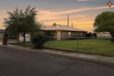 Hobbs Single Family Home For Sale: 2501 N Selman