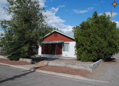 Sierra County Single Family Home For Sale: 202 Central