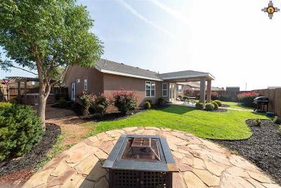 Clovis Single Family Home For Sale: 2101 Hali