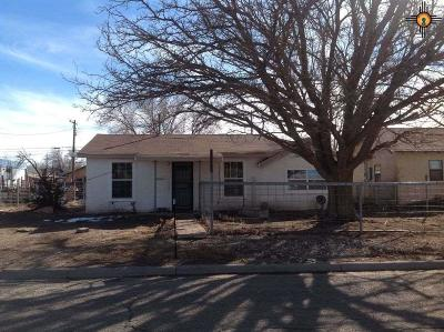 Roosevelt County Single Family Home For Sale: 709 W 17th St
