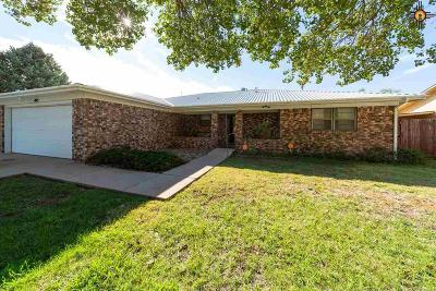 Clovis Single Family Home For Sale: 405 Rosewood