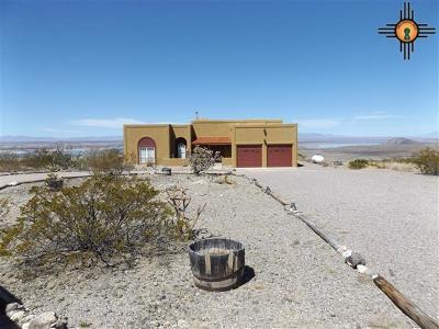 Sierra County Single Family Home For Sale: 60 Armendaris