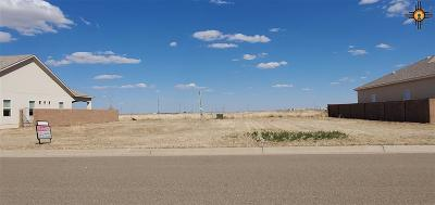 Clovis NM Residential Lots & Land For Sale: $27,000