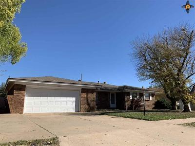 Curry County Single Family Home For Sale: 2209 Moberly