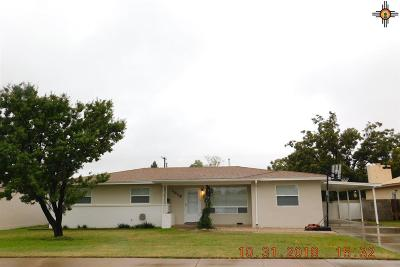 Artesia Single Family Home Active, U/C-Take Back Ups: 1813 W Clayton Ave