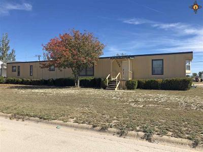 Lovington NM Manufactured Home For Sale: $82,500
