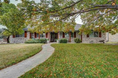 Hobbs Single Family Home For Sale: 1934 N Fowler