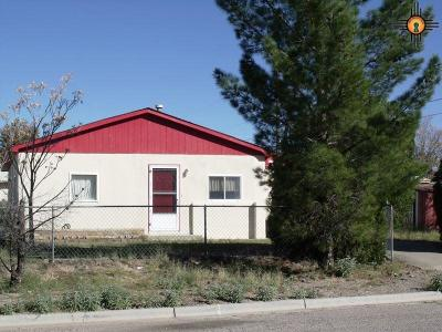 Sierra County Single Family Home For Sale: 640 E 6th