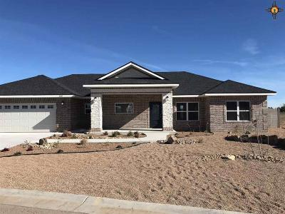 Portales Single Family Home For Sale: 1219 Oakwood Circle