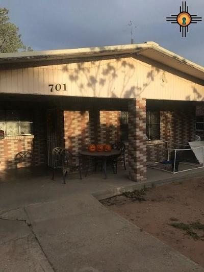Deming Single Family Home For Sale: 701 Lead