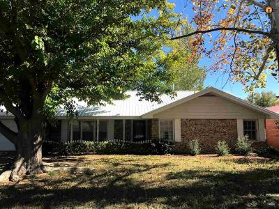 Portales Single Family Home For Sale: 1305 S Main Ave