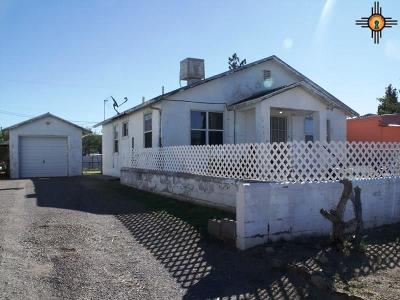 Sierra County Single Family Home Active, U/C-Take Back Ups: 605 Silver