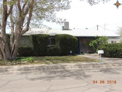 Deming Single Family Home For Sale: 1008 Memory Lane