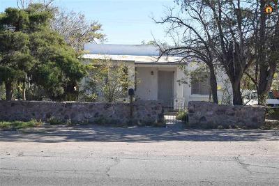 Deming Single Family Home For Sale: 505 S Diamond St