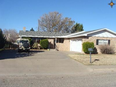 Portales Single Family Home For Sale: 116 Kansas Dr