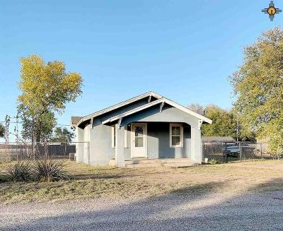 Portales Single Family Home For Sale: 301 E Rose St