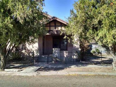 Deming Single Family Home For Sale: 421 W Birch St
