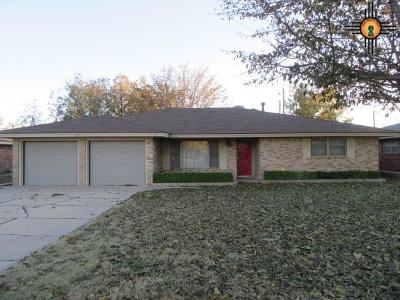 Hobbs Single Family Home For Sale: 409 W Silver