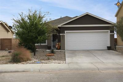 Hobbs Single Family Home For Sale: 5025 W Steel Driver Rd.