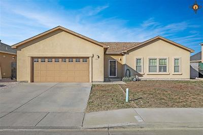 Hobbs Single Family Home Under Contract-Don't Show: 2012 E Highland Dr.