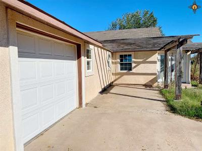 Portales NM Single Family Home Under Contract-Don't Show: $165,000