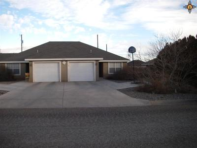 Clovis NM Multi Family Home For Sale: $220,000