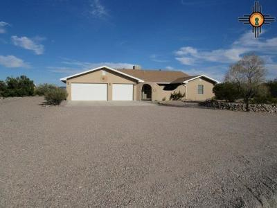 Sierra County Single Family Home For Sale: 105 Blue Jay