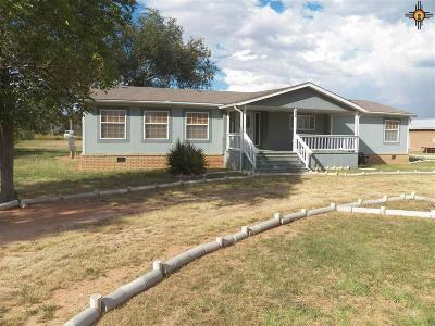 Clovis NM Manufactured Home Under Contract-Don't Show: $115,000