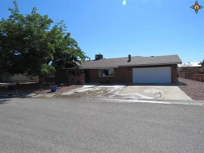 Sierra County Single Family Home For Sale: 908 Yucca