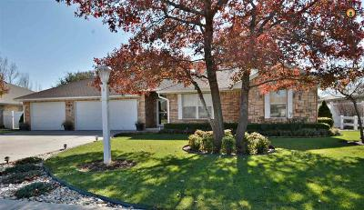 Clovis Single Family Home For Sale: 1609 Arbor Dr.