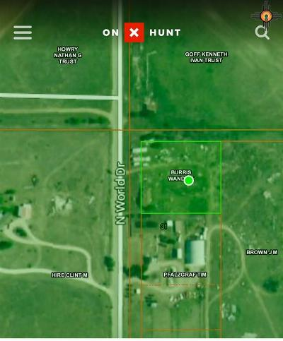 Hobbs Residential Lots & Land For Sale: 9116 N World Drive