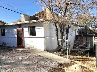 Gallup Single Family Home For Sale: 213 1/2 W Hill St.