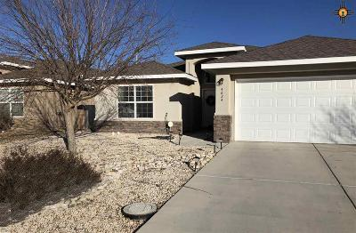 Hobbs Single Family Home For Sale: 4624 N Backstretch Road
