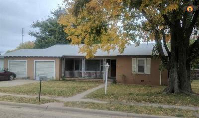 Portales Single Family Home For Sale: 715 W 16th Lane