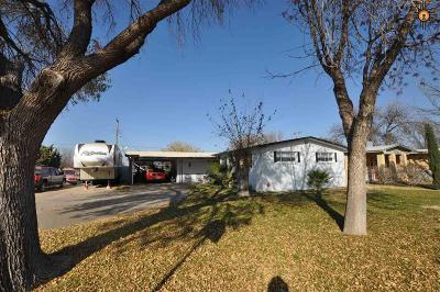 Artesia Single Family Home Active, U/C-Take Back Ups: 1710 W Hermosa Dr
