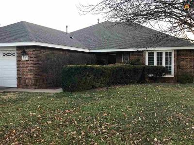 Curry County Single Family Home For Sale: 1627 Arbor Dr.