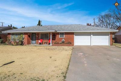 Hobbs Single Family Home For Sale: 422 W Silver