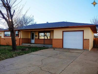 Clovis Single Family Home For Sale: 601 Yucca Ave.