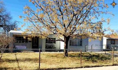 Single Family Home For Sale: 1521 N San Andres