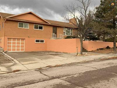 Gallup Single Family Home Under Contract-Don't Show: 701 S Navajo Drive